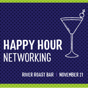 Past Event: November 21 - Happy Hour Networking