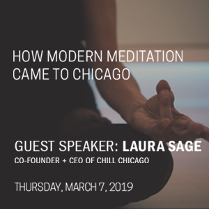 Past Event: March 7 - How Modern Meditation Came to Chicago